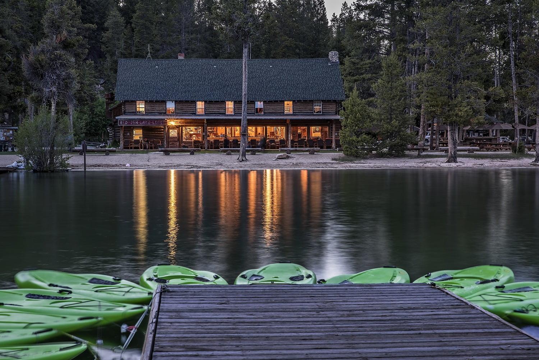Redfish Lake Marina Idaho Marina Redfish Lake Lodge