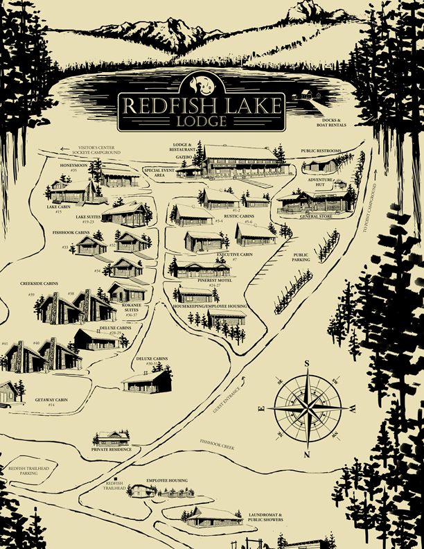 redfish-map