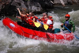 Salmon River Rafting