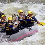 Salmon River Idaho rafting