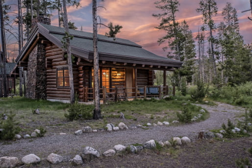 Step Away From It All In Our Idaho Cabin Als