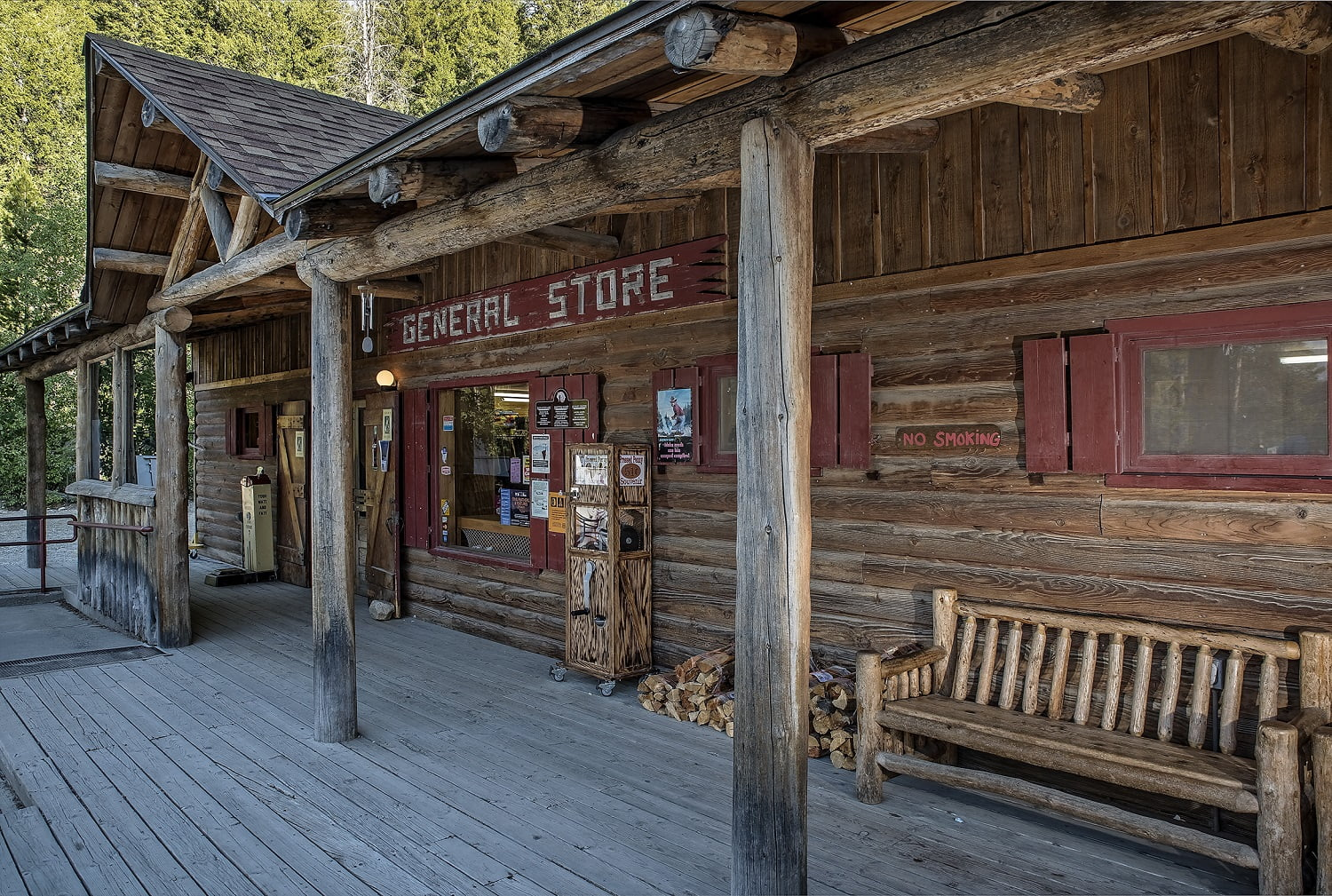 General Store | Redfish Lake Lodge