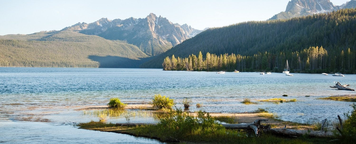 Sawtooth National Forest camping
