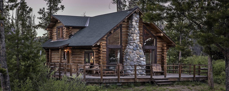 Lake Cabin Redfish Lake Lodge