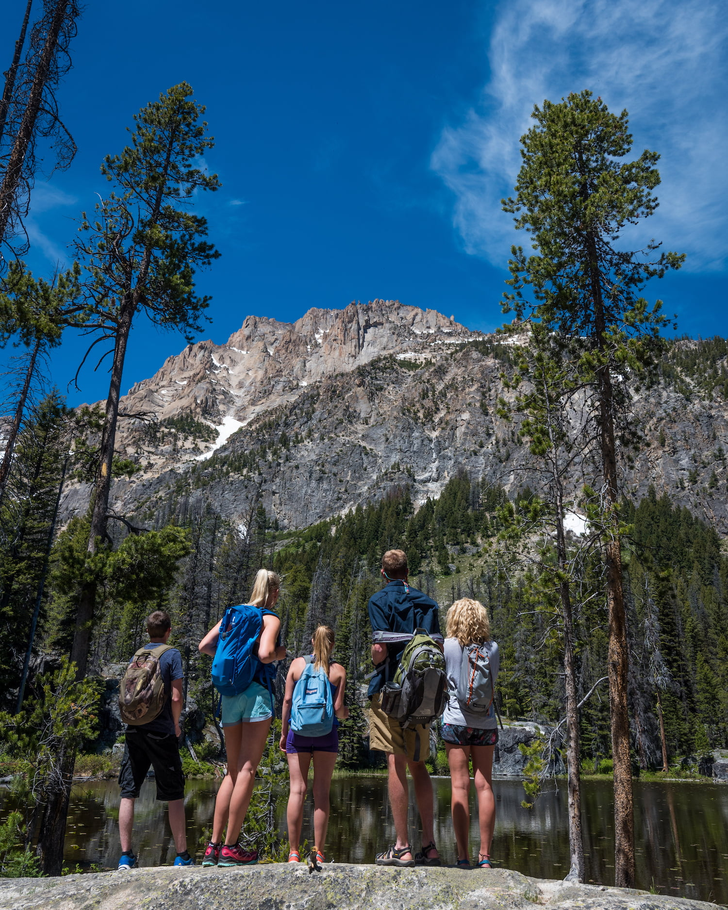 Sawtooth Mountain Guides