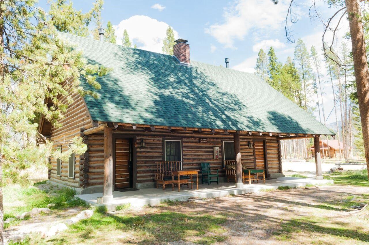 New Rustic Cabins Redfish Lake Lodge