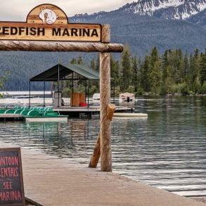 Redfish Marina