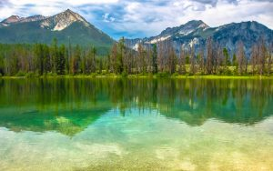 Alice Lake in Idaho