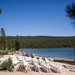 Redfish Lake Lodge Wedding