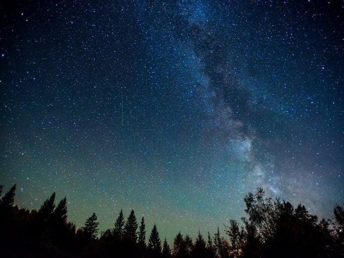 Dark Sky Reserve in Idaho