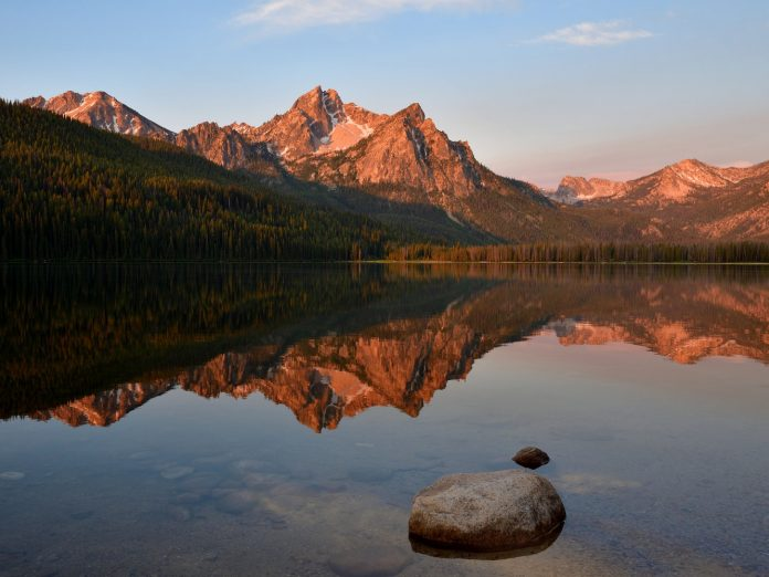 mcgown peak during Best Time to Visit the Sawtooth Mountains