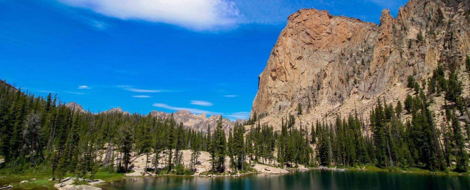 Saddleback Lake Idaho