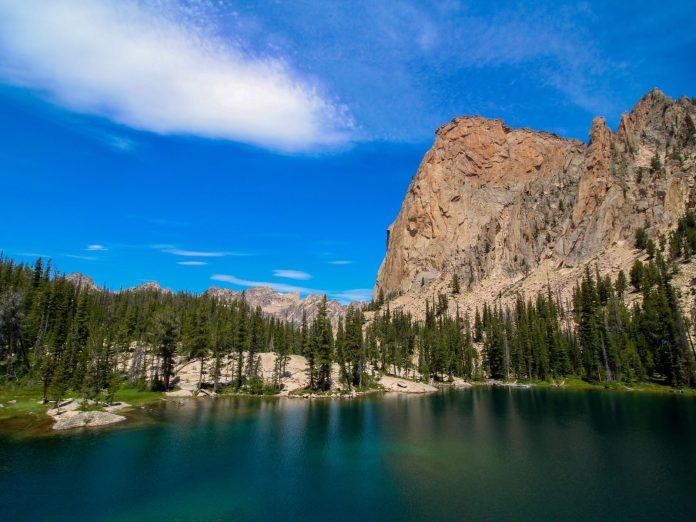 Saddleback Lake Idaho