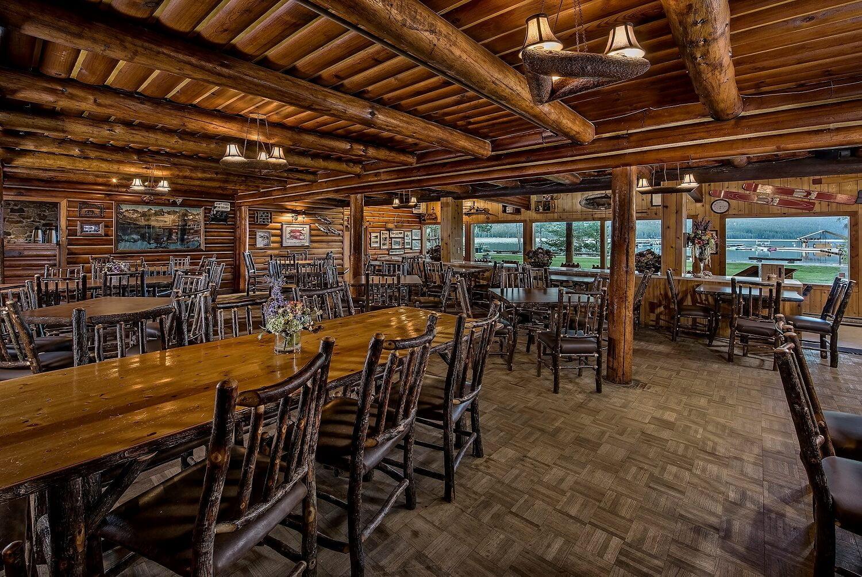 Dinning Room Redfish Lake Lodge