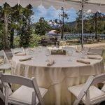 Event Tent Redfish Lake Lodge