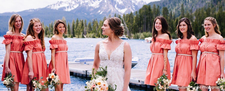 Idaho Wedding Venues Weddings Events Redfish Lake Lodge