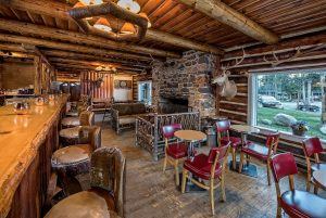 Redfish Lake Lodge Lounge