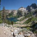 Alpine Lake Idaho