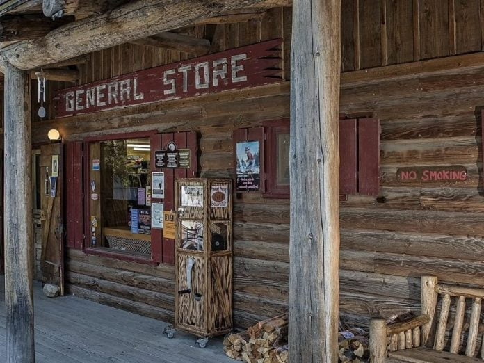 General Store front