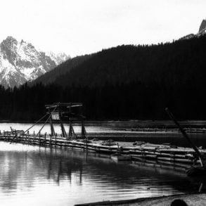 Redfish dock historical