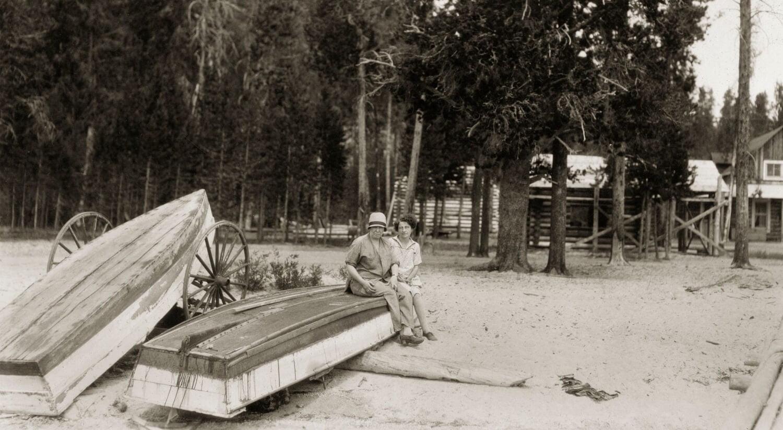 historical Redfish Beach