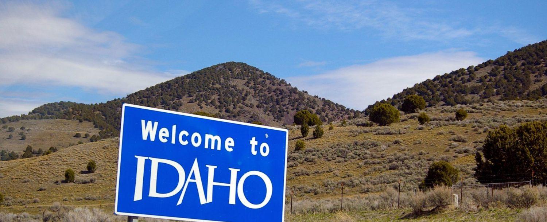 Idaho road